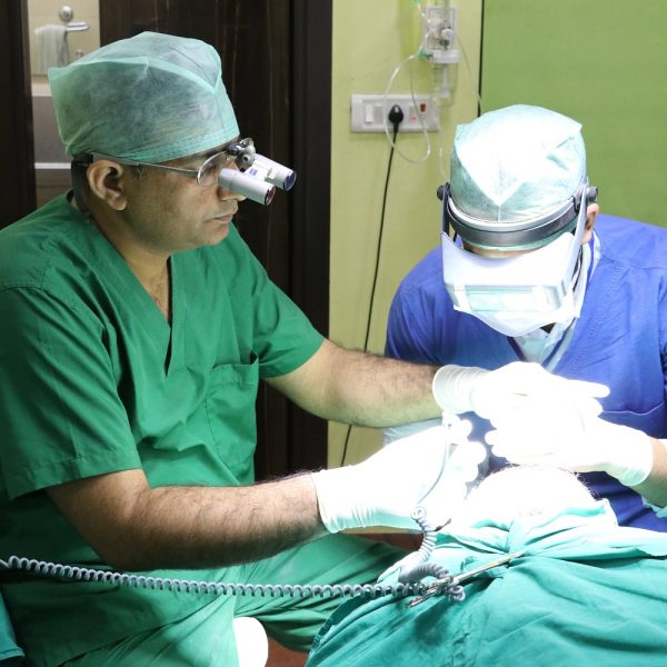 Certificate Hands-on Hair Transplant Training Course FUE & FUT