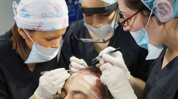best hair transplant training center in india