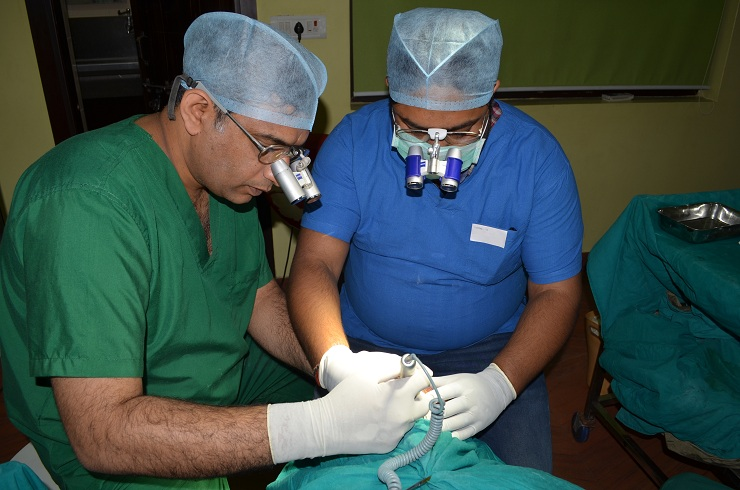 best hair transplant training courses in india