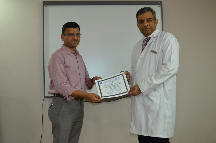 Hands-on Hair transplant training course FUE & FUT