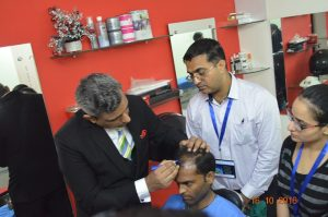 hair transplant courses in india