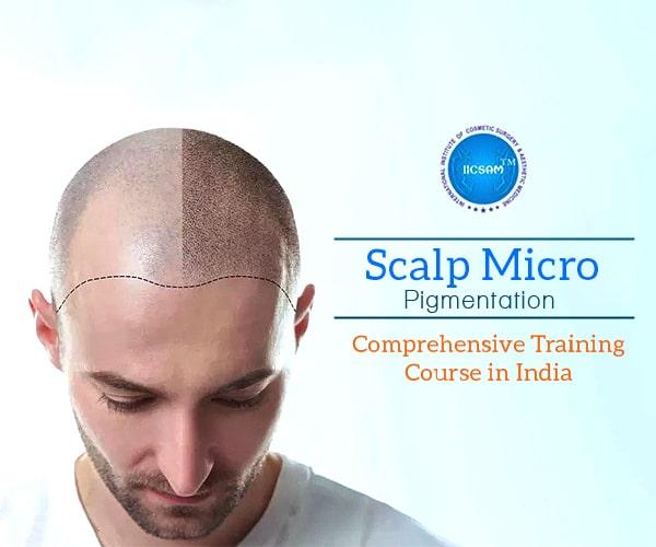 Scalp Micro Pigmentation Training Course in India